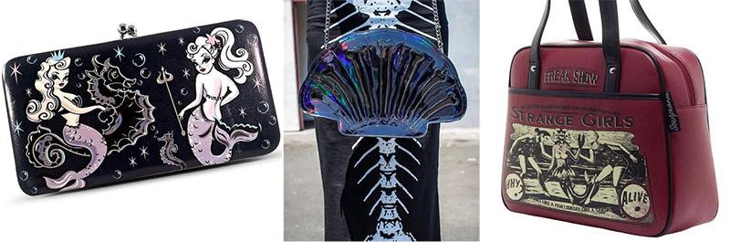 Mermaid Handbags and Wallets