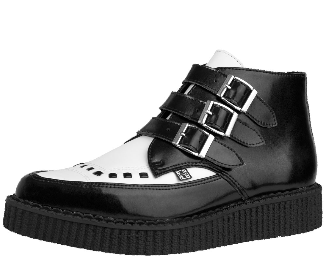 Two Tone Creeper Boots by Tred Air UK