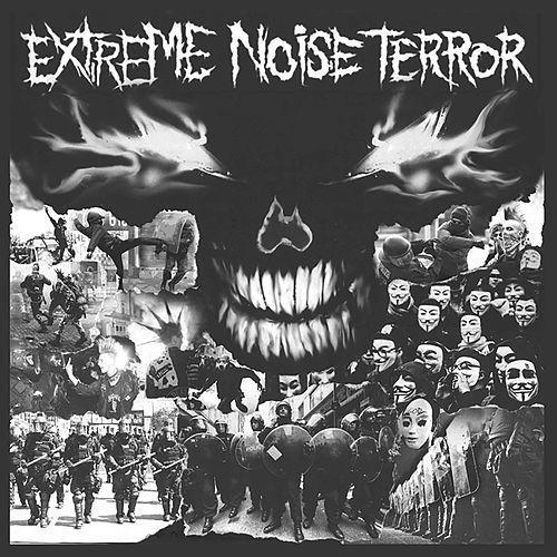 Extreme Noise Terror- S/T LP