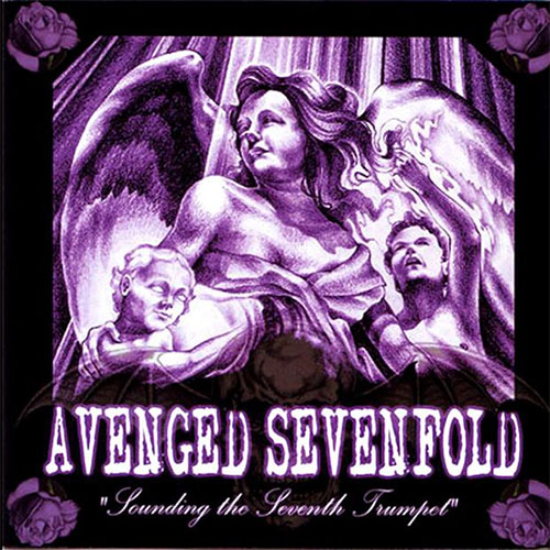 Avenged Sevenfold- Sounding The Seventh Trumpet 2xLP