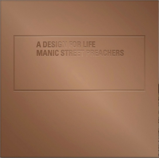 "Manic Street Preachers- A Design For Life 12"" (Record Store Day 2016 Release)"