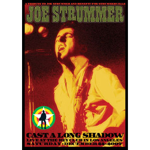 Joe Strummer Tribute Concert: Cast A Long Shadow DVD (Sale price!)
