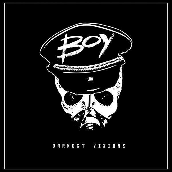 Boy- Darkest Visions LP (Deluxe Packaging) (Sale price!)