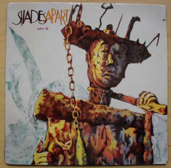 Shades Apart- Save It LP (Color Vinyl) (Record Store Day 2016 Release)