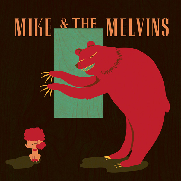 Mike & The Melvins- Three Men And A Baby LP