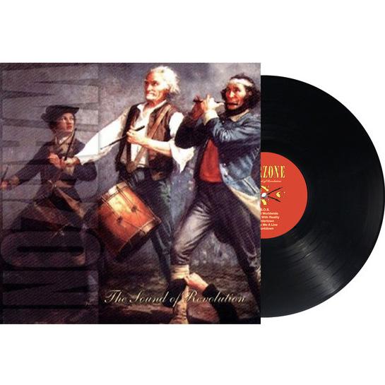 Warzone- Sound Of Revolution LP
