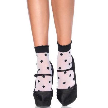 Spots & Dots Anklet Socks