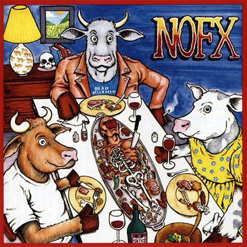 NOFX- Liberal Animation LP