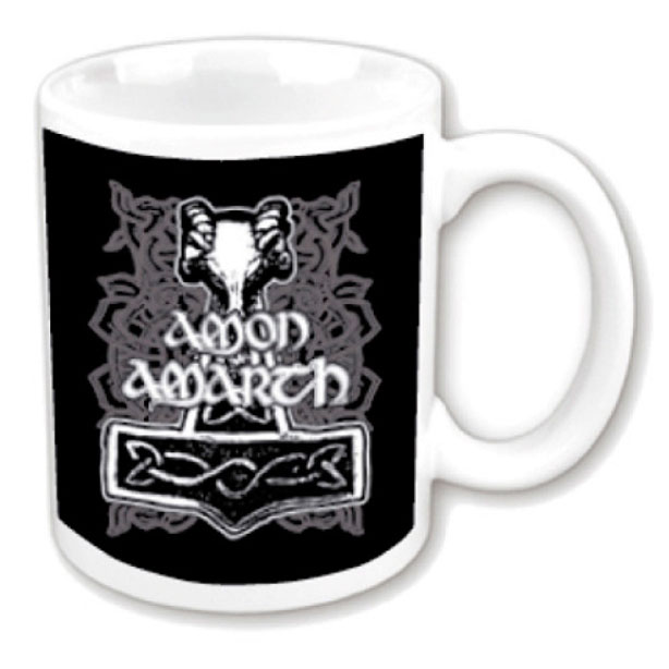 Amon Amarth- Hammer coffee mug