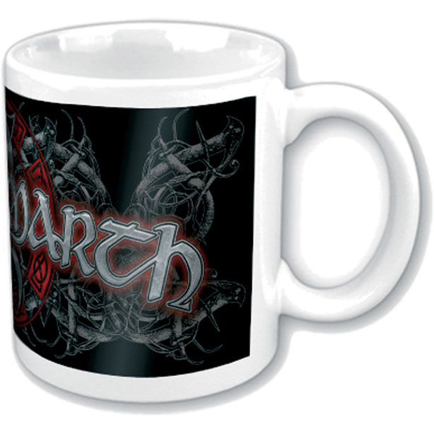 Amon Amarth- Viking Dog coffee mug