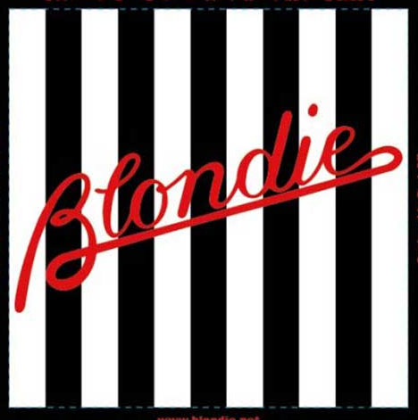 Blondie- Parallel Lines magnet