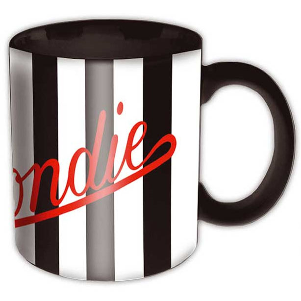 Blondie- Parallel Lines coffee mug