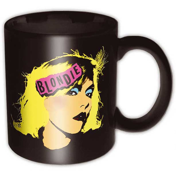 Blondie- Face coffee mug