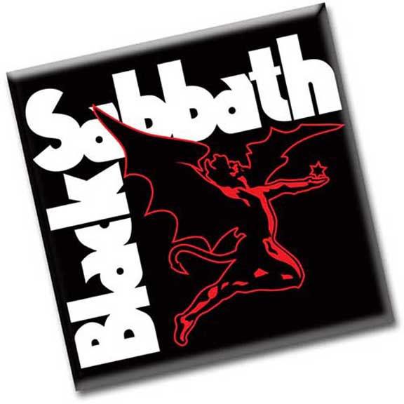 Black Sabbath- Demon magnet