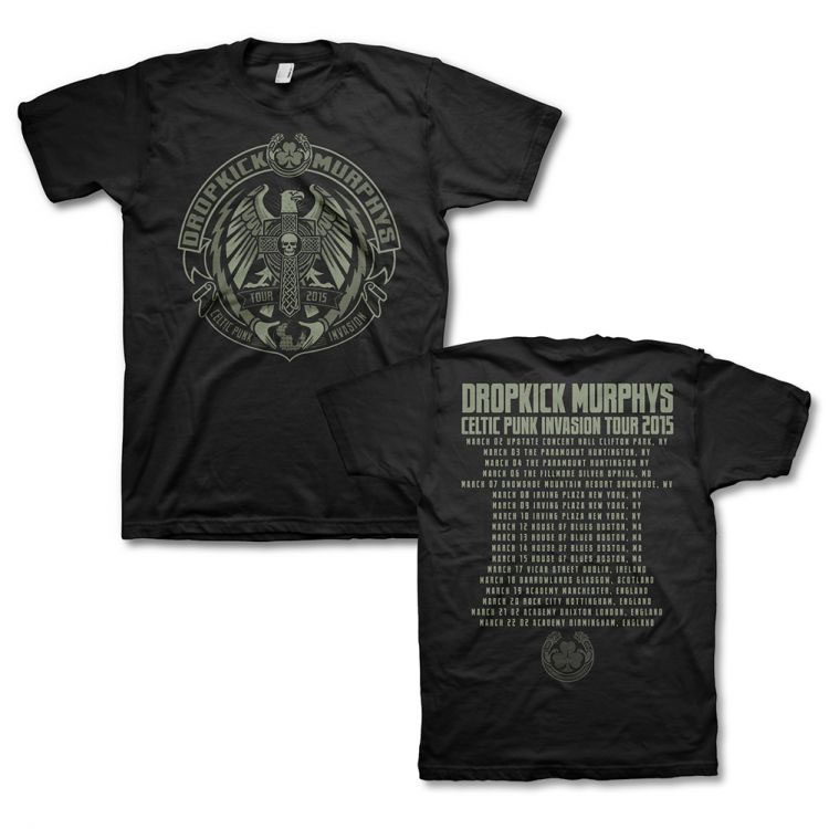Dropkick Murphys Angry Young And Poor