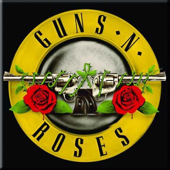 Guns N Roses- Bullet magnet