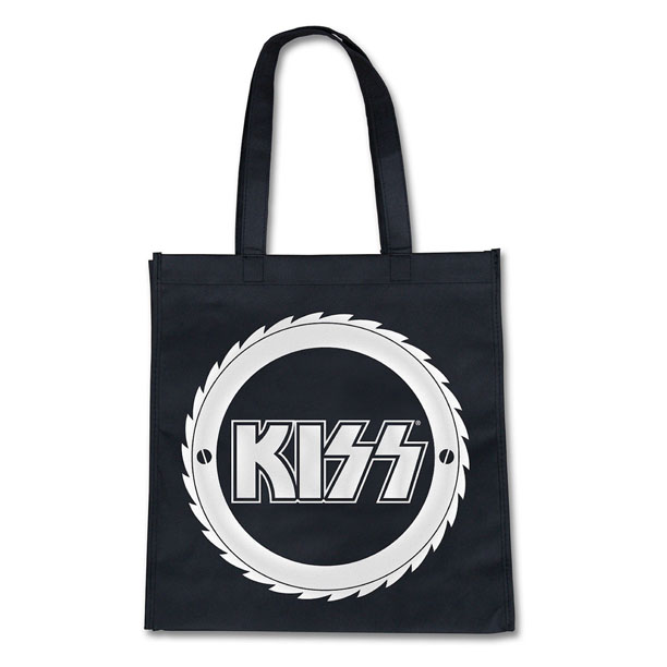Kiss- Buzzsaw Logo Eco-Bag