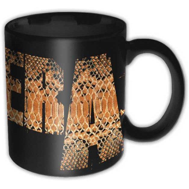 Pantera- Snake Logo coffee mug