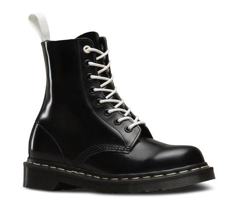 8 Eye Black Boanil Brush Dr. Martens Boot (MADE IN ENGLAND!) (Sale price!)