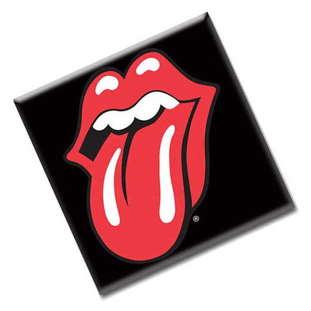 Rolling Stones- Tongue magnet