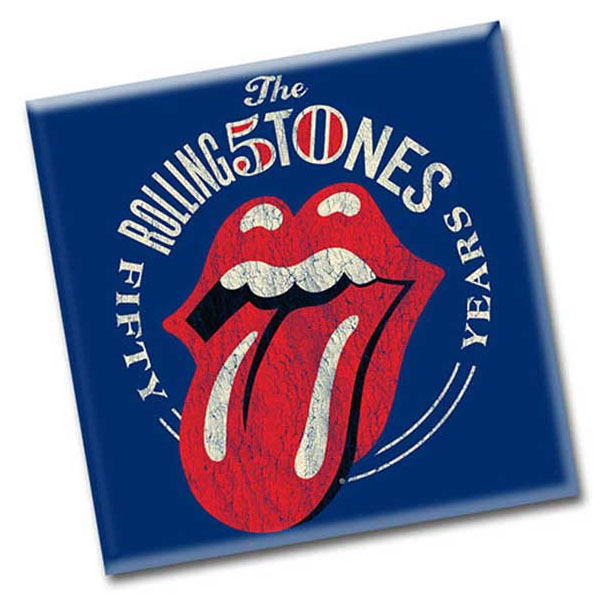 Rolling Stones- 50 Years magnet