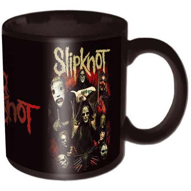 Slipknot- Band Pic coffee mug