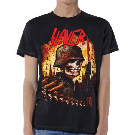 Slayer- Invasion on a black shirt (Sale price!)
