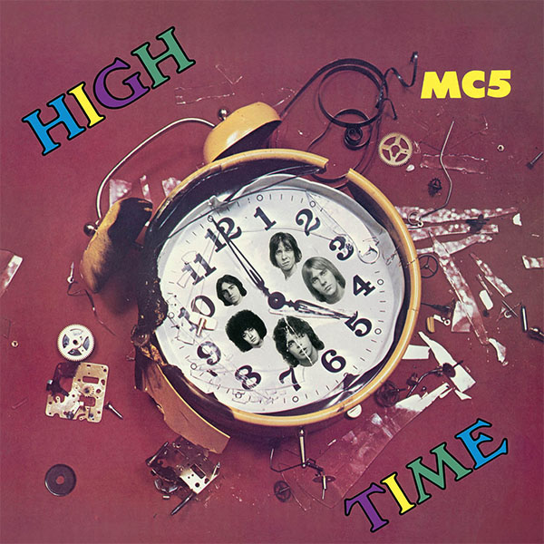 MC5- High Times LP (180gram Vinyl)