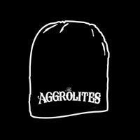 Aggrolites- Logo embroidered on a black beanie (Sale price!)