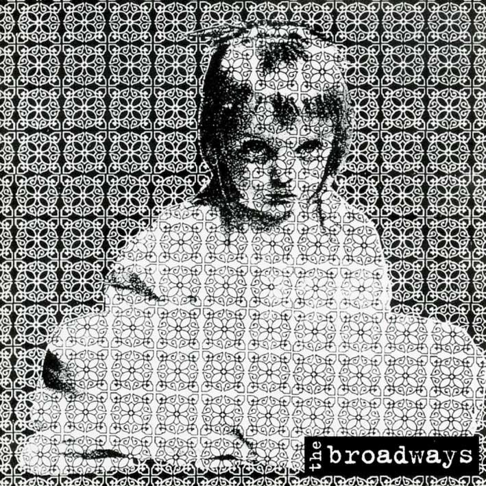 Broadways- Broken Star LP (Clear Blue With Black Smoke Vinyl)