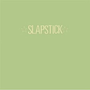 Slapstick- S/T 2xLP (Black & White Vinyl)