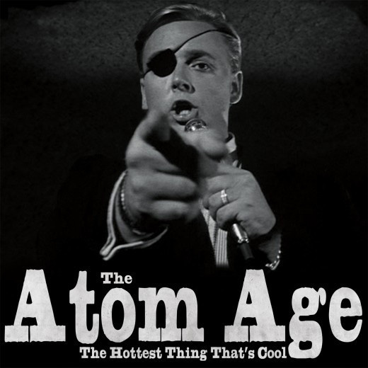 Atom Age- The Hottest Thing Thats Cool LP