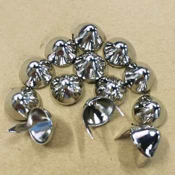 "1/2"" Cone Stud #2- 100 pack (12x6.5mm)"