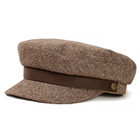 Fiddler Hat by Brixton- TAN (Sale price!)