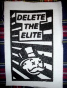 Delete The Elite cloth patch (cp899)