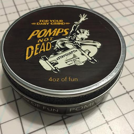 Daily Grind Firm Hold Pomade - from Pomps Not Dead