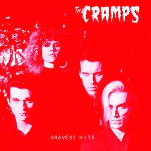 Cramps- Gravest Hits LP (Ltd Ed Red Vinyl)