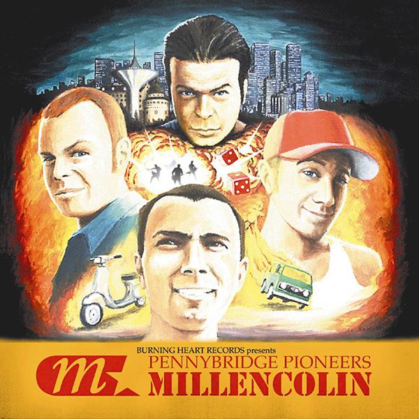 Millencolin- Pennybridge Pioneers LP