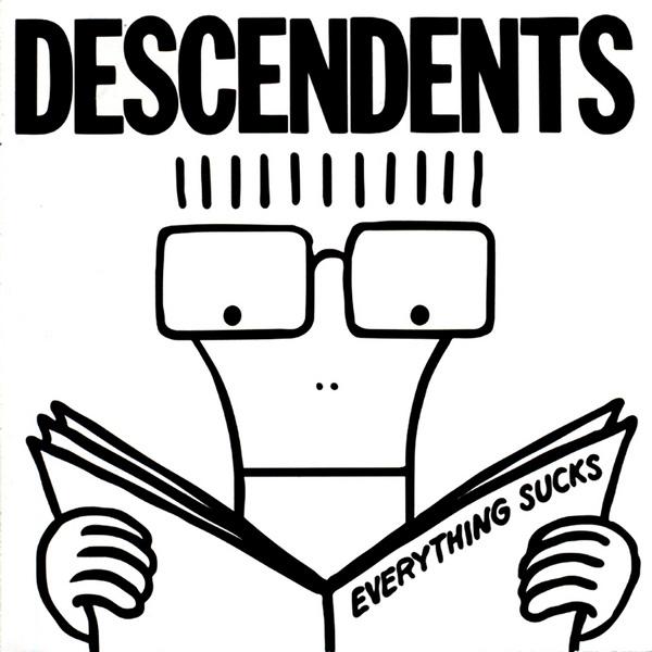 Descendents- Everything Sucks LP