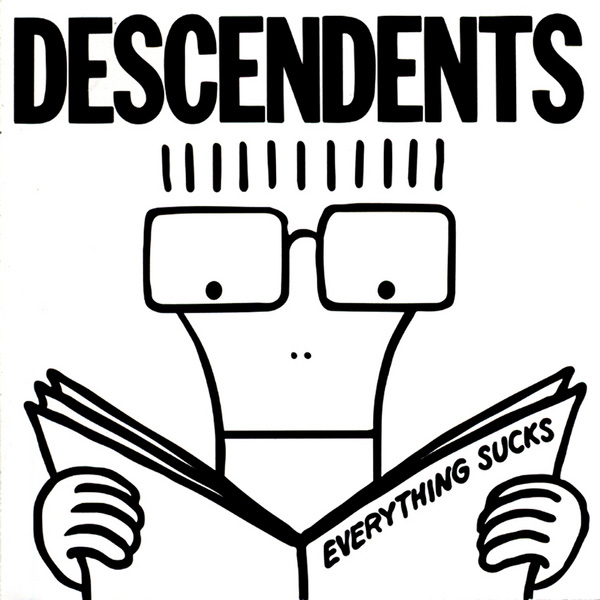 "Descendents- Everything Sucks 20th Anniversary LP & 7"" (180gram Vinyl)"