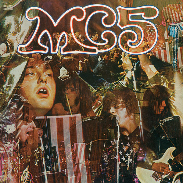 MC5- Kick Out The Jams LP (180gram Vinyl)