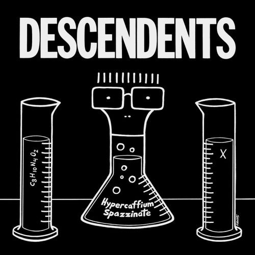 Descendents- Hypercaffium Spazzinate LP