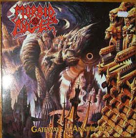 Morbid Angel- Gateways To Annihilation LP
