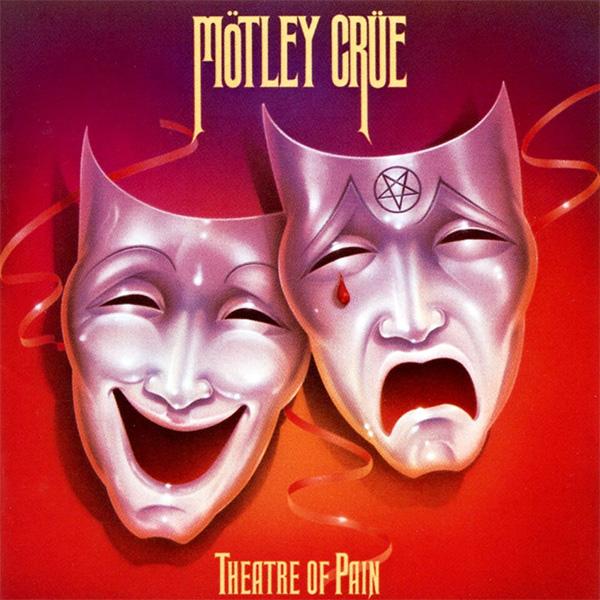 Motley Crue- Theater Of Pain LP (180gram Vinyl)