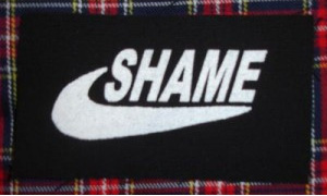 Shame cloth patch (cp542)