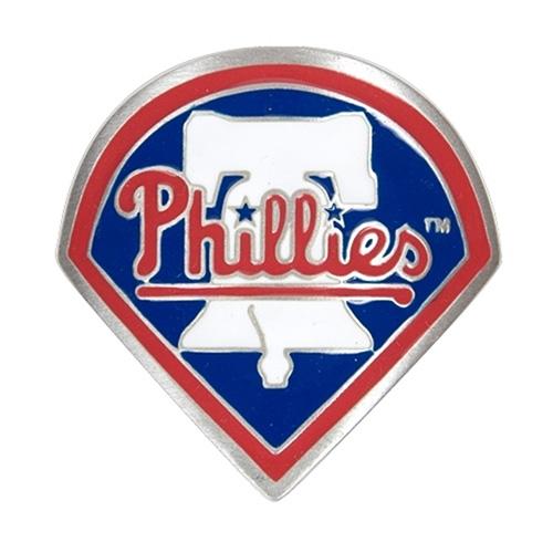 Philadelphia Phillies belt buckle (bb103)