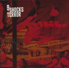 9 Shocks Terror- Zen And The Art Of Beating Your Ass LP