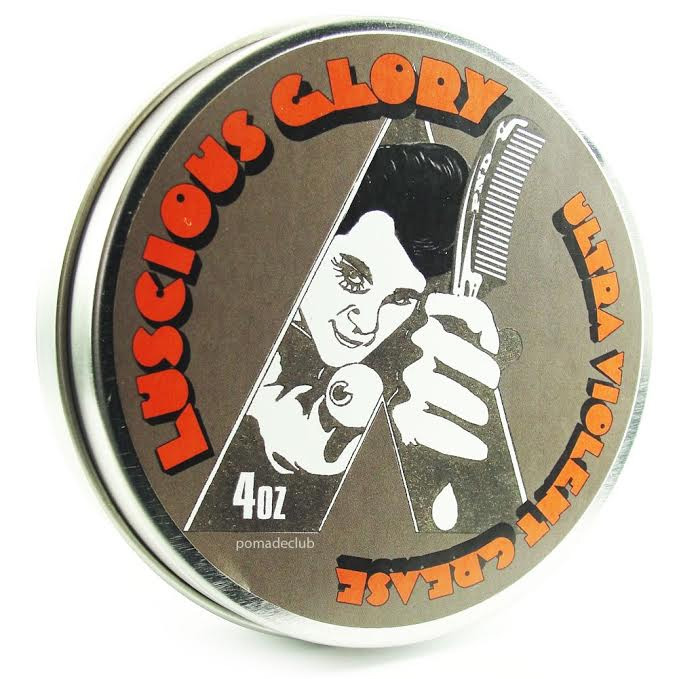 Luscious Glory Super Heavy Hold Pomade - from Pomps Not Dead - Ultra Violent