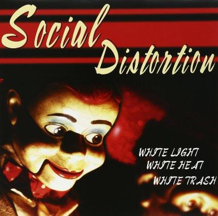 Social Distortion- White Light White Heat White Trash LP (180graqm Vinyl)
