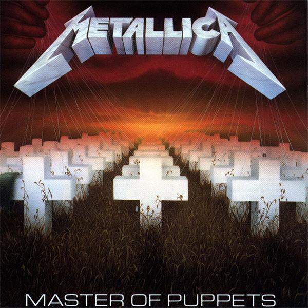 Metallica- Master of Puppets LP